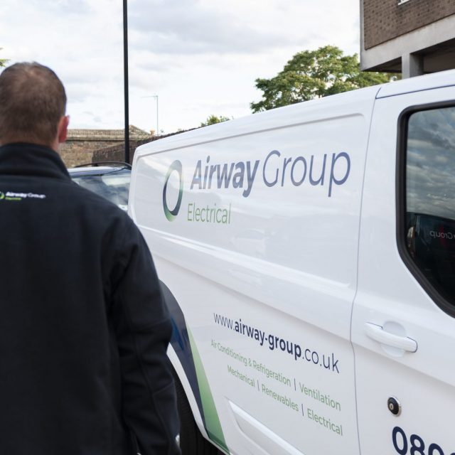 Airway Electrical engineer and van