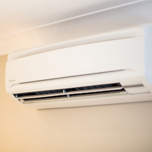 home air conditioning unit