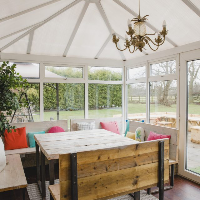 air conditioned conservatory