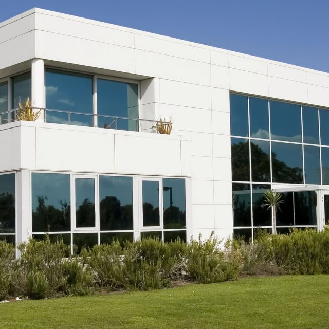 property services for commercial facilities