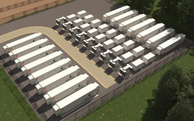 Kemsley Battery Storage